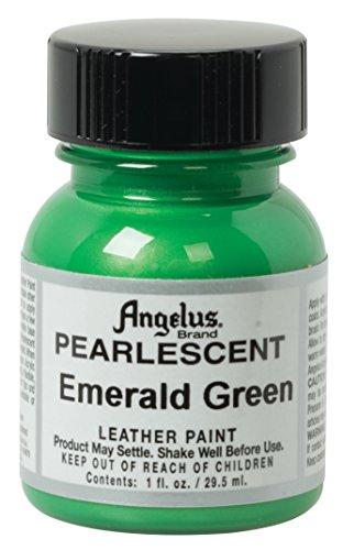 Angelus Acryl-Lederfarbe, 50-1947-P2, smaragdgrün, 1 oz