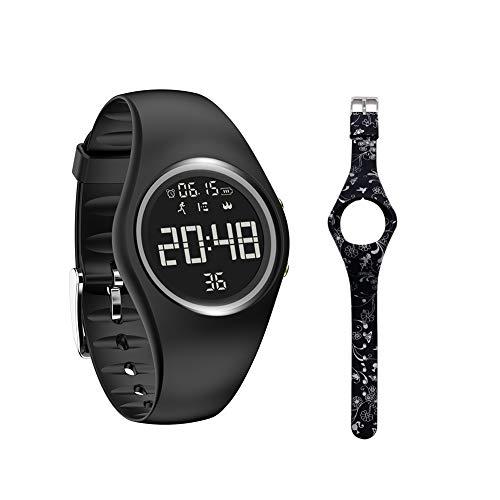 mijiaowatch Non-Bluetooth Pedometer Watch Walking Pedometer Watch Step...