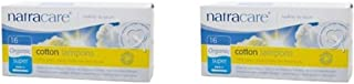 (2 PACK) - Natracare Tampons (Applicator) Super - Organic | 16s | 2 PACK - SUPER SAVER - SAVE MONEY