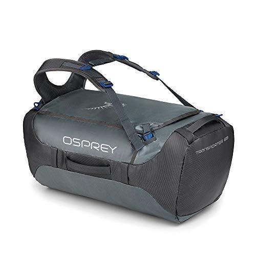 Osprey Packs Transporter 65 Travel Duffel Bag, Pointbreak Grey