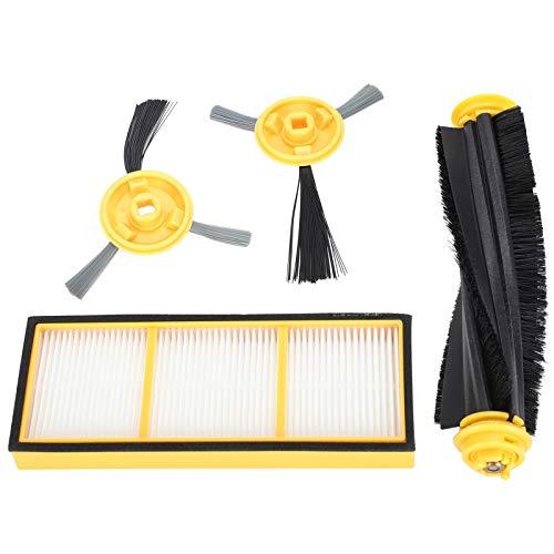 FOLOSAFENAR Ensemble de filtres pour Accessoires de balayeuse Haute résistance, adapté aux pièces de balayeuse