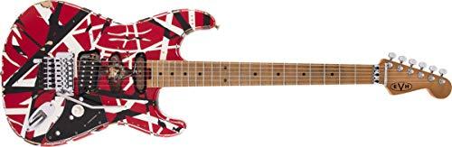 EVH Striped Series Frankie Electric Guitar