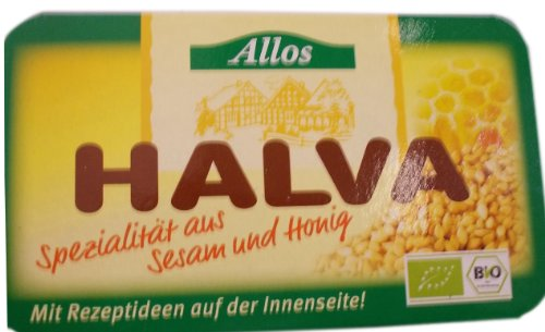 Allos Bio Halva, 6er Pack (6 x 75 g)