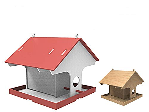 N.E.Cut Bird Table Feeder 2 sizes High inc Assembly info Difficulty Level 2 ~BBB025-26
