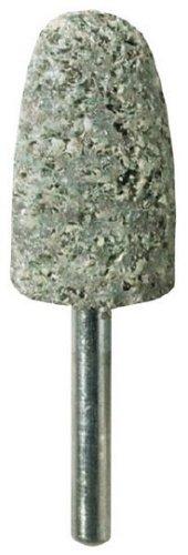 Dremel 516 Schleifspitze - Zubehörsatz für Multifunktionswerkzeug mit 1 Schleifspitze Ø 13.0mm zum Schärfen und Schleifen auf kegelförmigen und flachen verschiedenster Materialien