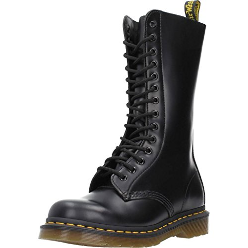 Dr. Martens 1914Z DMC SM-B, Unisex-Erwachsene Combat Boots, Schwarz (Black), 40 EU (6.5 Erwachsene UK)