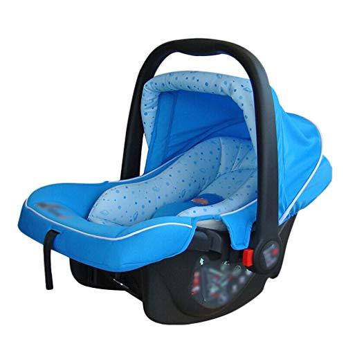 Xiao Jian- Chaise berçante pour bébé, Berceau électrique Smart Shaker, Chaise de Confort pour bébé, Panier de Couchage, Panier de Couchage Chaise berçante bébé (Couleur : Bleu)