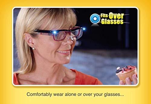 Image of Ontel Mighty Sight LED Magnifying Eyewear