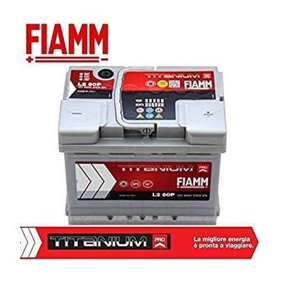 Fiamm Titanium L260 Autobatterie 60 Ah 540 A Pluspol Rechts Auto
