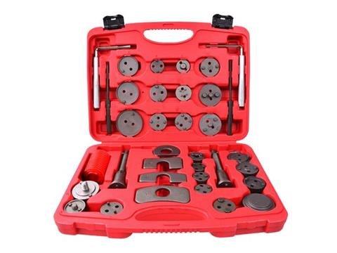 Set de 35 pièces pour presser les pistons de frein