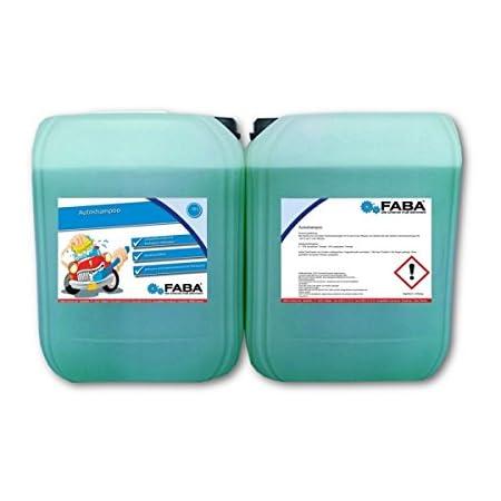 Element Auto Shampoo 20l Profi Autoshampoo Konzentrat Autopflege Autoschampoo Auto