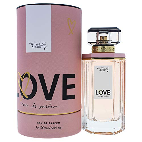 Victoria's Secret Love Eau De Parfum 100ml/3.4oz Perfume Spray Fragrance for Her