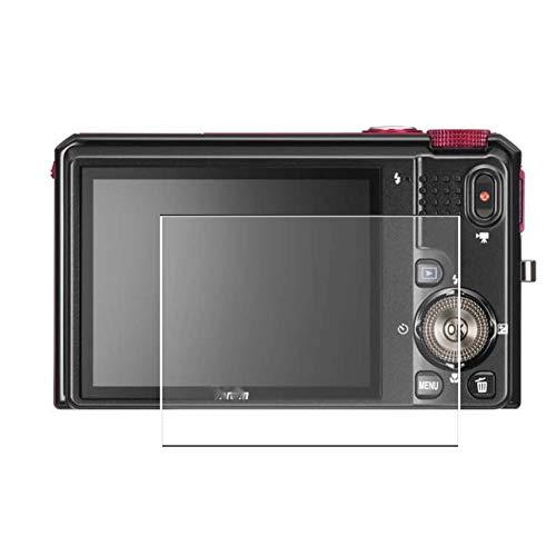 Vaxson 3 Stück Schutzfolie, kompatibel mit Nikon Coolpix S9100, Displayschutzfolie TPU Folie [ nicht Panzerglas ]