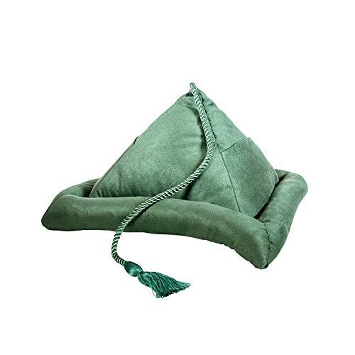 Hog Wild 62004 Peeramid Bookrest reading-pillow, One Size, Sage Green