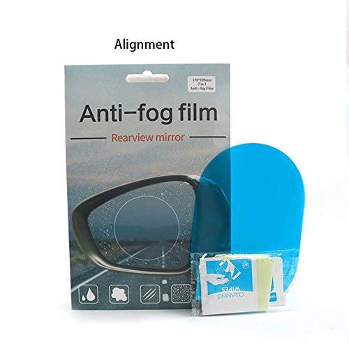 deYukiko Car Rearview Mirror Rainproof Anti-Fog Film Waterproof Mirror Protect Film