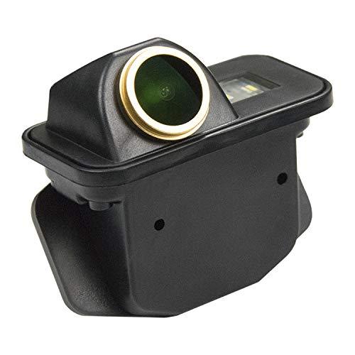 HD 1280x720p Goldene Kamera Wasserdicht Nachtsicht Rückfahrkamera Distanzlinien Umschaltbar Einparkhilfe für Toyota Avensis T25 T27 / Corolla/Vios