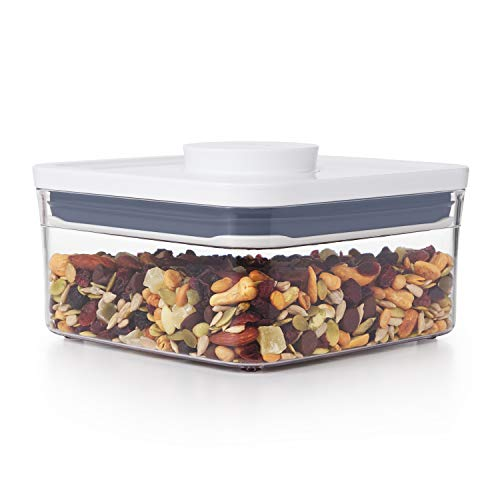 OXO Good Grips POP 2.0 Container – 1.1L for nuts & more