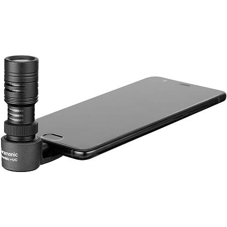 Saramonic USB Typ-C Omnidirektionales Lavalier-Mikrofon Kompatibel mit Android Smartphone iPad Pro MagicBook Samsung