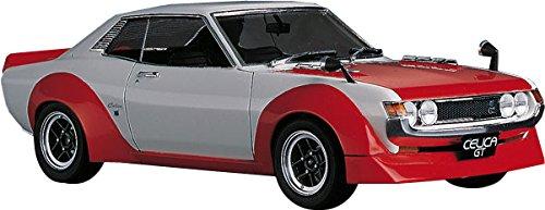 """Hasegawa Modelo de plástico HMCC16 Escala 1:24 """"Toyota Celica 1600GT Race Configuration"""