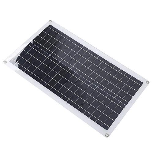 DAUERHAFT Cargador Solar USB de Panel Solar de 40 W Resistente al Desgaste confiable para RV/Barco con tecnología Especial