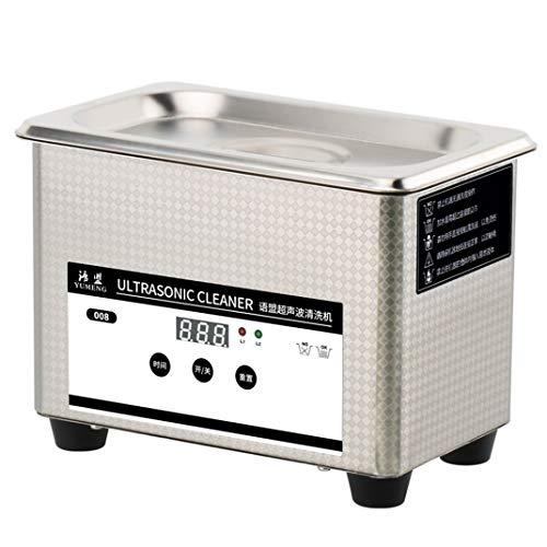 Kleine Ultraschallreiniger, Ultraschall Gerät für Reinigung von Brille Schmuck Uhren, Labor-Reinigungsartikel, Haushalt Kleiner Schmuck Schmuck Reinigungsmaschine,Conventional
