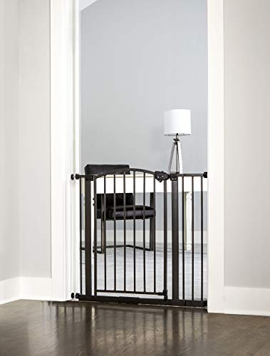 41DDTAlPKJL The 7 Best Pressure Mounted Baby Gates of [2021 Review]