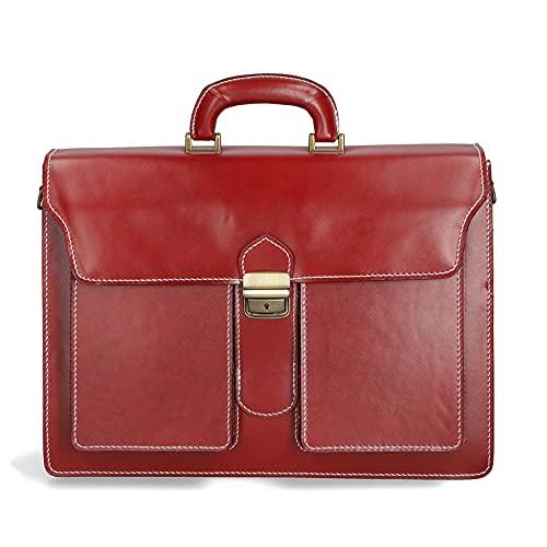 Chicca Borse 7001 Borsa Organizer Portatutto, 41 cm, Rosso