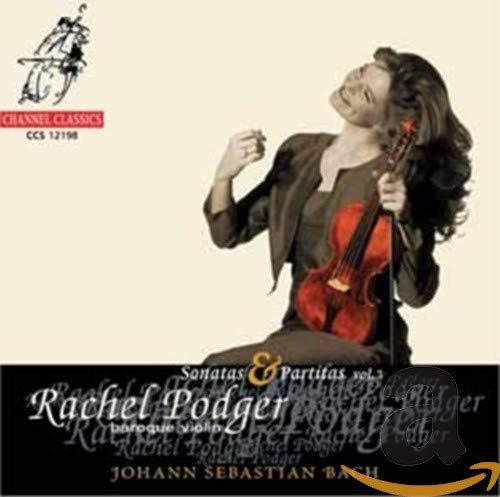 Violin Sonatas & Partitas 1