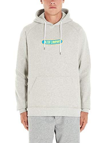 THE SILTED COMPANY Luxury Fashion Mens Sweatshirt Winter Grey