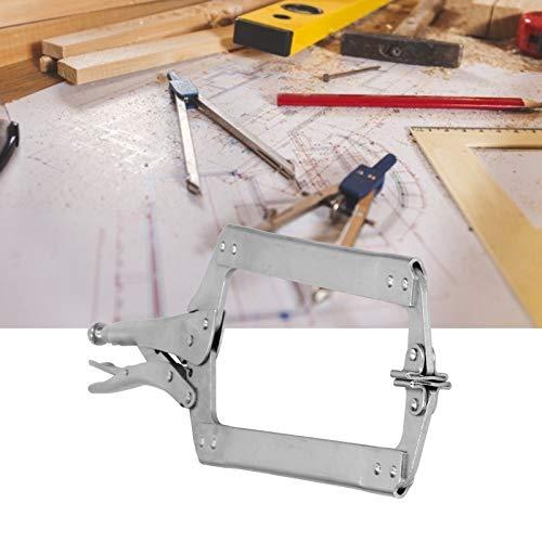 Alicates de bloqueo de abrazadera en C, alicates de bloqueo de acero de aleación, para carpintería para carpintero para soldar para fijar