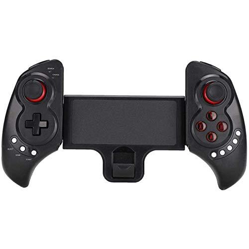 ZHANG Gamepad Inalámbrico Retráctil con Bluetooth,Controlador De Mango Ergonómico para Juegos Mini Inalámbrico Bluetooth