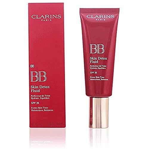 Clarins Bb Skin Detox Fluid Spf25 #01-Light 45 Ml 1 Unidad 40 g