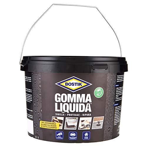 BOSTIK GOMMA LIQUIDA LT 5 PROMOZIONE Confezione da 7PZ