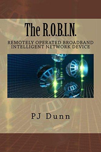 Book: The R.O.B.I.N. by PJ Dunn