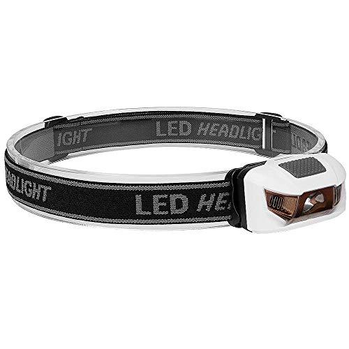 YGB Luz de Bicicleta, Linterna Antorcha HeadLampHead Torch o