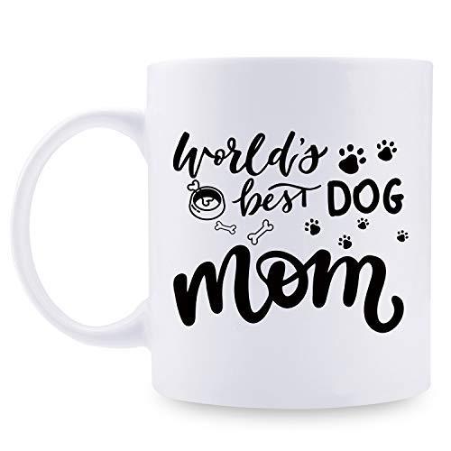 Taza de café con texto 'Unifury', regalo conmemorativo para el dueño del perro, divertida taza de café de 11 onzas para las mujeres en cumpleaños, Navidad, día de la madre, fiesta
