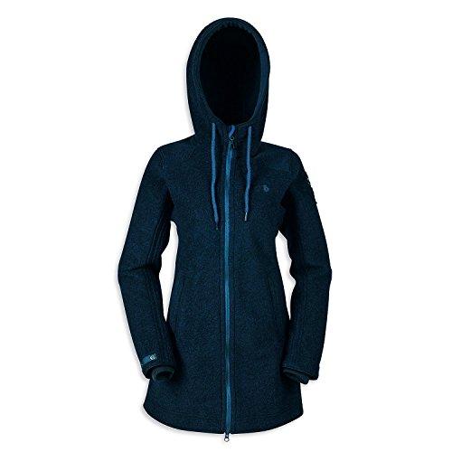 Tatonka Damen Mantel Gran Coat, Blue Nights, 42, K083
