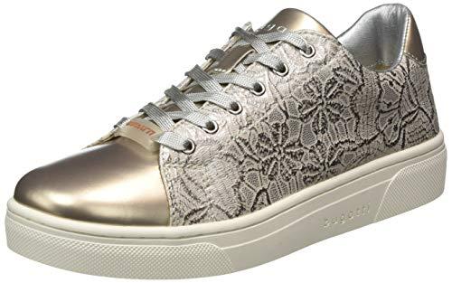 bugatti Damen 431877015550 Sneaker, Beige (Sand/Beige 5352), 38 EU