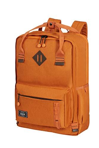American Tourister Urban Groove Lifestyle - 17,3 Zoll Laptop Rucksack, 45 cm, 28 L, braun (saffron)