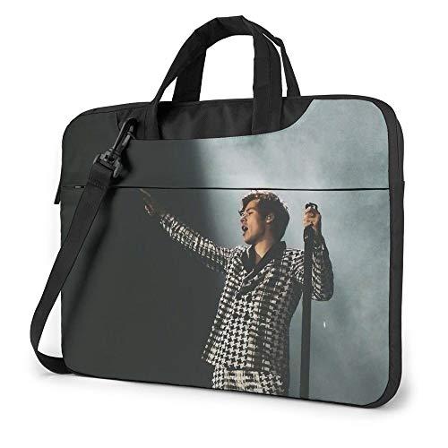 Har-Ry Sty_Les Laptop Shoulder Messenger Bag Tablet Macbook Sleeve Case Business Briefcase 14 Inch