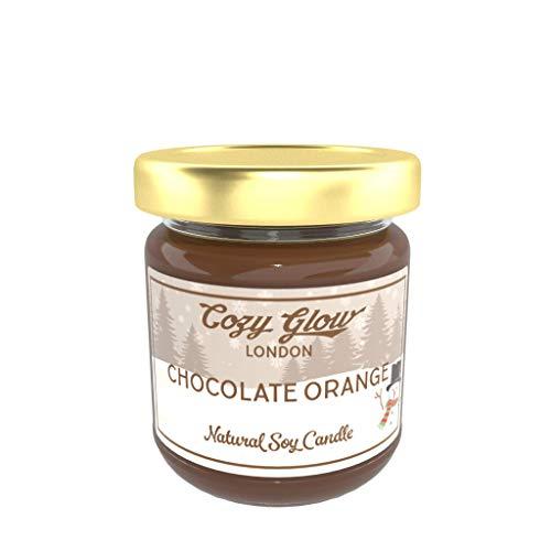 Cozy Glow Chocolate Orange Regular Soy Candle