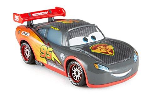 Cars 2 Disney Coche Carbon Rayo Mcqueen (Mattel DHM76)