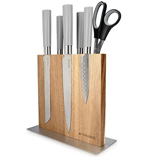 Cuchillos Cocina Ceramica Con Soporte cuchillos cocina  Marca Navaris