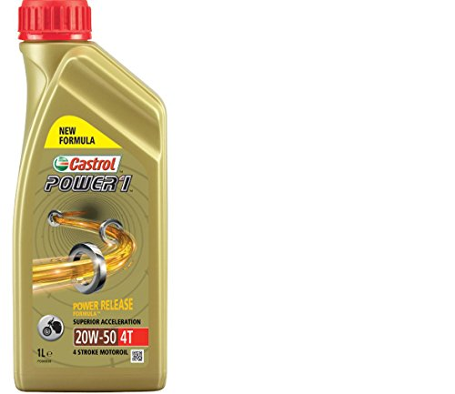 Aceite Castrol Act Evo Gp 4t 20w50 1l