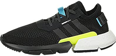 adidas Mens Pod-S3.1 Lace Up Sneakers Shoes Casual - Black