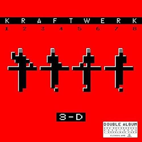 Kraftwerk: 3-D The Catalogue [2xWinyl]