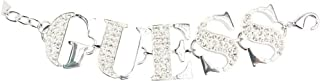 Guess Bracelet for Women - Guess Log - Silver - UBB11203