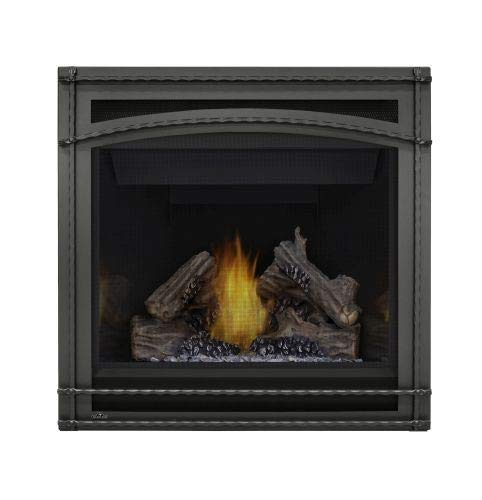 Lowest Price! Napoleon B36 Ascent Elec. Fireplace w/Liner & Decorative Front - NG