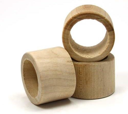 Mylittlewoodshop - Pkg of 50 Napkin Ring Over item handling u 8 Limited price 1-5 in diameter