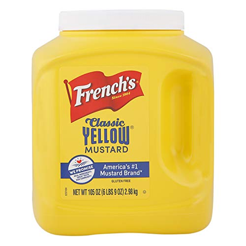 French's - Classic Yellow Mustard - 2.98 Kg